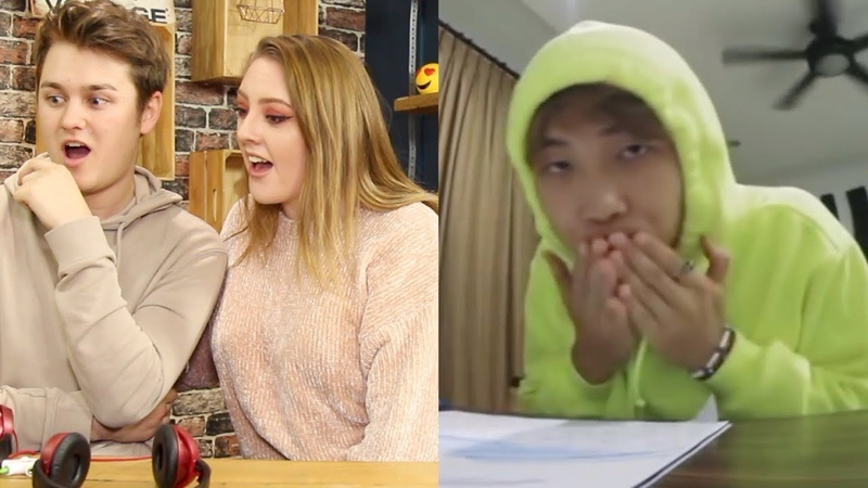 BF GF REACT TO BTS - A Video To Watch When Youre Sad RM Version (BTS REACTION)