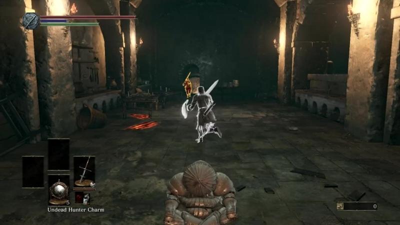 Dark Souls 3 - NPC Impersonator