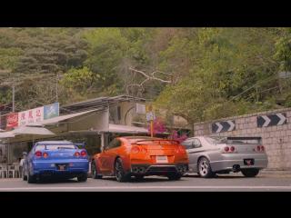 Nissan Hong Kong — 2018 R35 GT-R Promo.