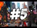 Человек Паук #5 мультик игры для детей Он спасает людей в большом городе Лучший Супергерой