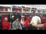 Олимпиада Сборная России По Хоккею после Победы На Германией под Шнура 2018