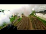 Modern Talking style 80s. Trains Walking Race fantasy D.White story mix