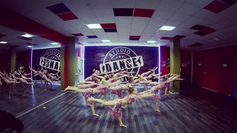 DANCE FAMILY studio- Сердце Мое по мф Моана contemporary dance. Хореограф Дубровская Ю.А