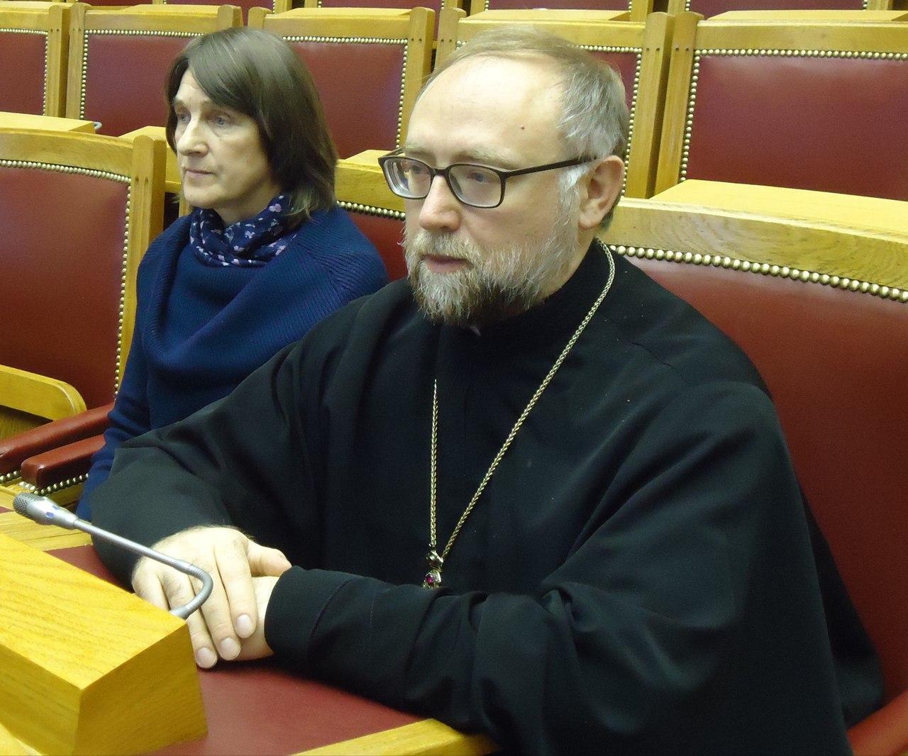 Протоиерей Вадим Буренин принял участие в конференции Традиционные религии в контексте общенационального единства