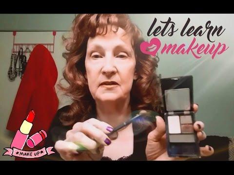 LETS LEARN WITH ALMEDA EPISODE 1 (EYE SHADOW TUTORIAL )