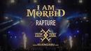 I AM MORBID - Rapture live at KILKIM ŽAIBU 19
