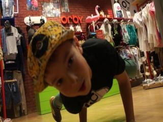 Bboy Start Dragon   BREAKLAND FLAVA   #orbydance2018