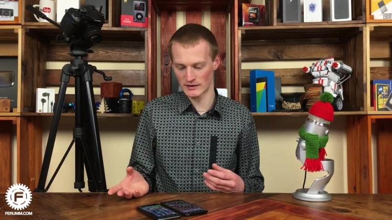 Альтернатива iPhone за полцены Сравнение iPhone 8 и Xiaomi Mi6. iOS или Android