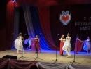 Студия Салют с танцем Добро и зло