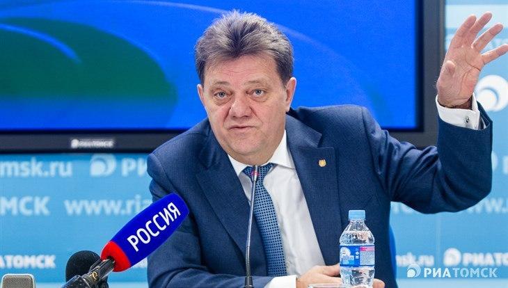Мэр: внутренний долг Томска за 4 года сократился на 900 млн руб.