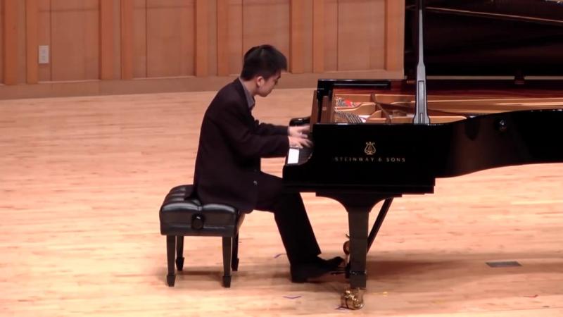 Nikolai Kapustin- Etude Op. 40 No. 7 Variations Op. 41 - Wiwi Kuan(官大為), Piano(Live)