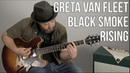 Greta Van Fleet Black Smoke Rising Guitar Lesson