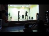 Танцевальный баттл 1 группа