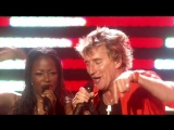 Rod Stewart - Some Guys Have All the Luck Addicted to Love (from One Night Only!)