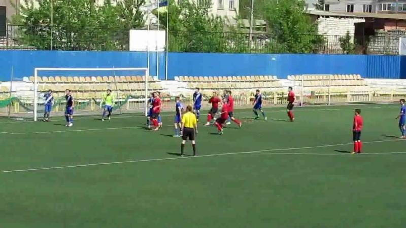 (Обзор)Чемпионат Украины U-16 Винница-Арсенал 1х2 (2)