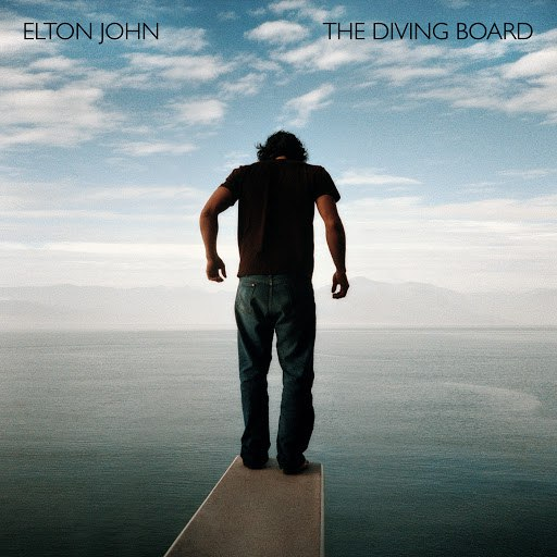 Elton John альбом The Diving Board