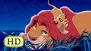 Король лев - Пап, мы друзья, верно? — Верно. И мы всегда будим вместе, правда?