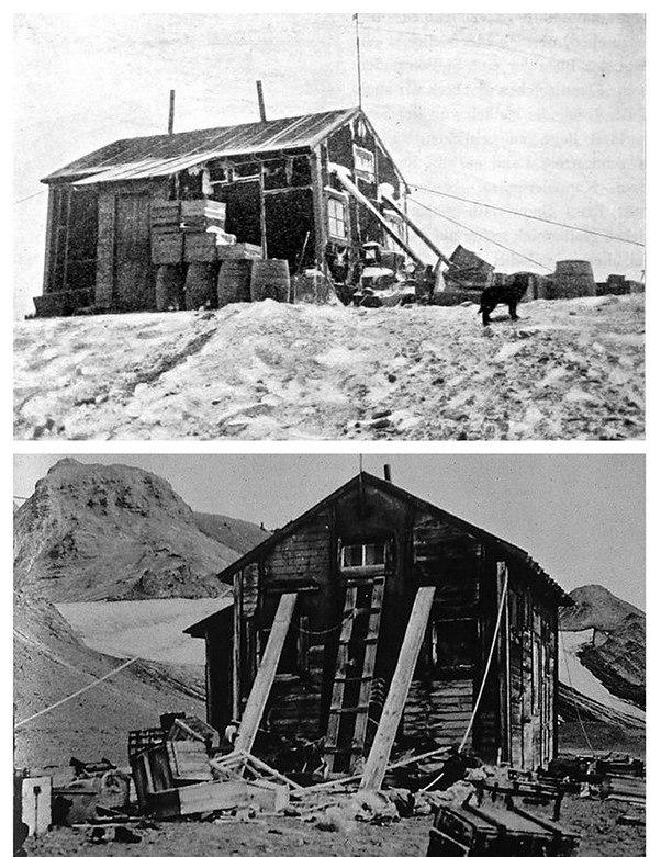 U91K63NT7mg - Заброшенные дома в Антарктиде: наследие полярников