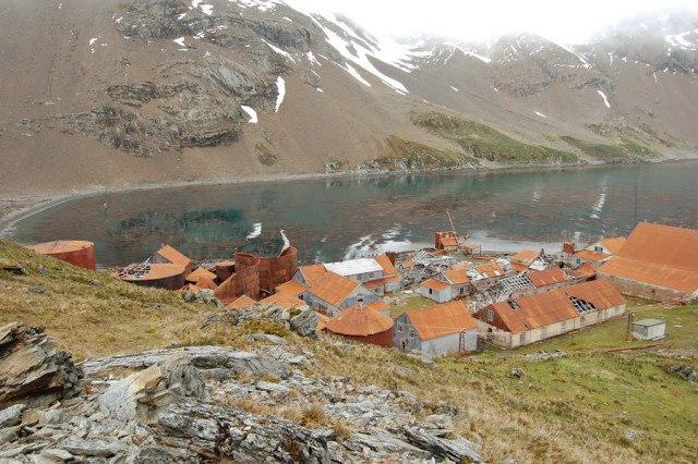 6zsLgzRsTU0 - Заброшенные дома в Антарктиде: наследие полярников