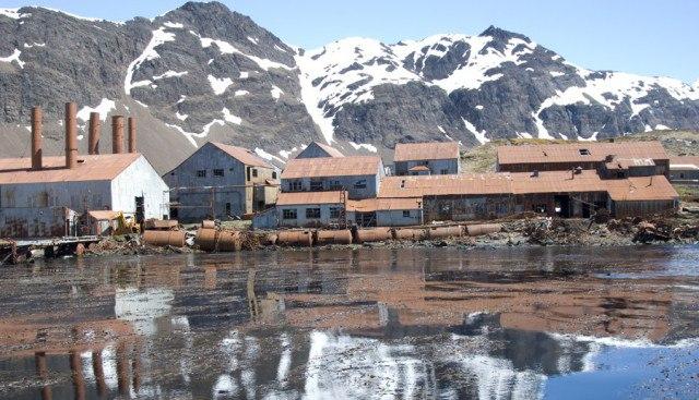 WFUCRm wZlU - Заброшенные дома в Антарктиде: наследие полярников