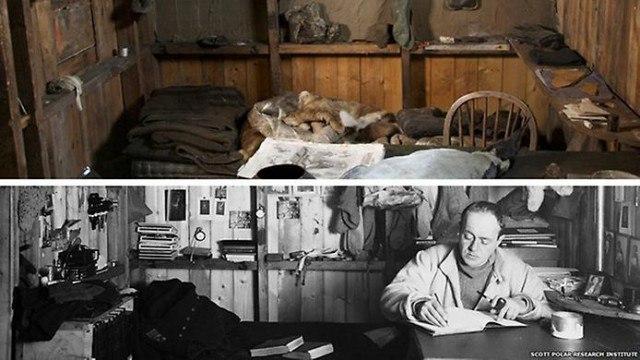 INSFpZOWUsM - Заброшенные дома в Антарктиде: наследие полярников