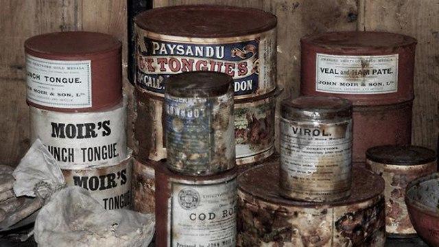 3zbtrPYY99Y - Заброшенные дома в Антарктиде: наследие полярников