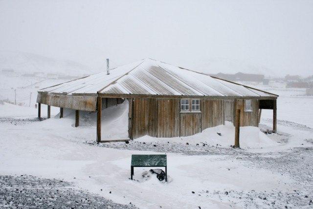 W2xzKheK0w - Заброшенные дома в Антарктиде: наследие полярников