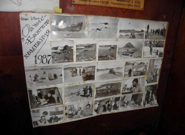VeZgcBBfQjY - Заброшенные дома в Антарктиде: наследие полярников