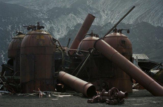 VluHvI1pUjA - Заброшенные дома в Антарктиде: наследие полярников