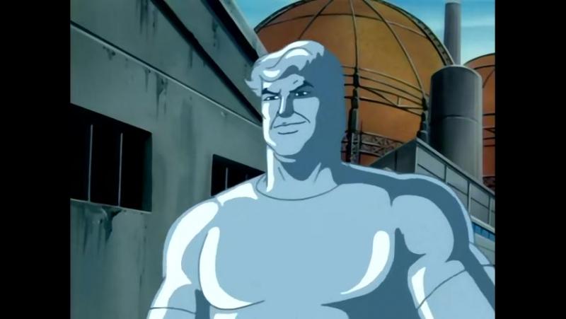 Человек-Паук / Spider-Man: 5.7 The Animated Series Возвращение Гидромена, Часть 1 / The Return of Hydro-Man, Part 1