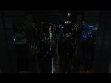 Отражение ночного города - Краснодар