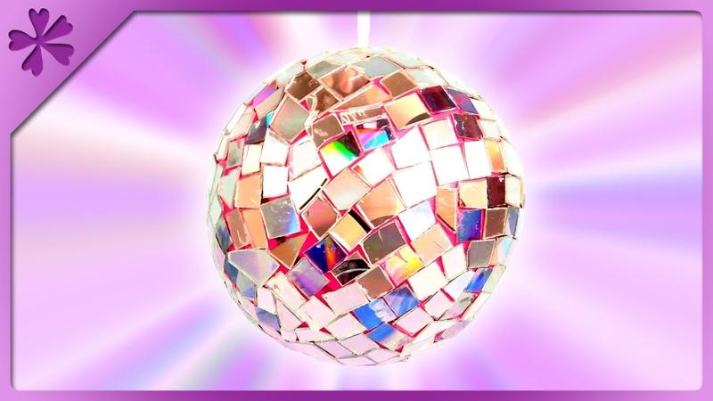 DIY Disco ball (ENG Subtitles) - Speed up 296