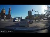 ДТП Газель и Skoda Octavia 14.05.18