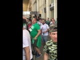 RT Sport - Chants amp sombreros_ #Mexico fans warm up ahead of #Germany clash #GER #MEX #World