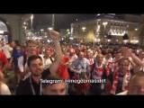 Поляки скандируют «Россия, Россия» в центре Москвы
