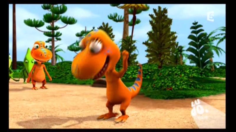 Le Dino Train - 16 Jeux De T-Rex