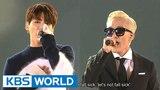 Zion.T &amp JungKook - Yanghwa BRDG 2015 KBS Song Festival 2016.01.23