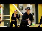 Мастер-класс от топового хореографа Романа Романова для школы танцев dance_way_atlant.