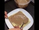 рецепт слоёного торта