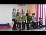 Инсценировка военной песни 2018 (7-8 классы)