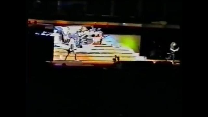 Metallica - Budapest, Hungary [1991.08.22]