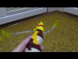 Функциональная игрушка-светильник с Винни Пухом со световым эффектом Disney