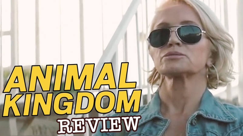 Ellen Barkin, Scott Speedman, Finn Cole in Animal Kingdom - TV Review