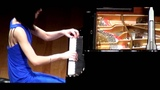 Alice Sara Ott plays Liszt's La Campanella