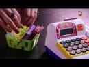 Касса-калькулятор со сканером от Boley