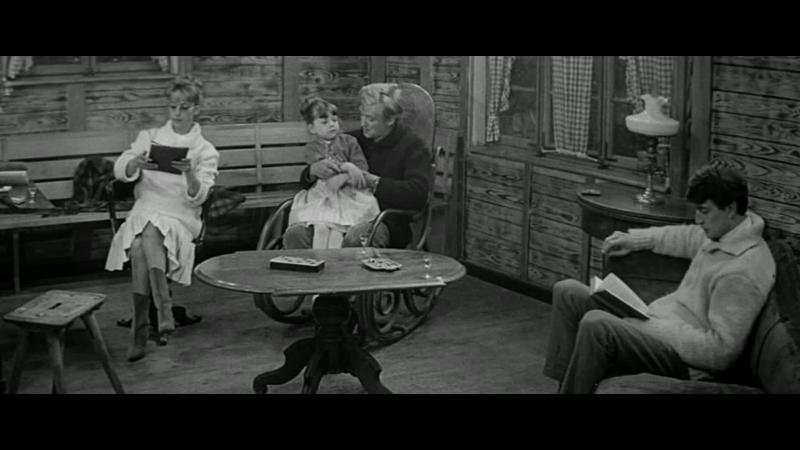 ЖЮЛЬ И ДЖИМ 1962 мелодрама Франсуа Трюффо 1080p