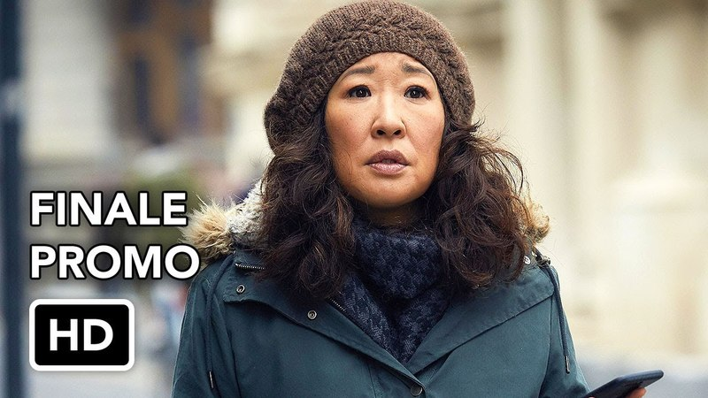 Killing Eve 1x08 Extended Promo God, I'm Tired (HD) Season Finale - Sandra Oh, Jodie Comer series