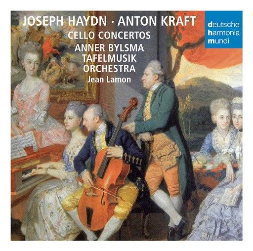 Anner Bylsma альбом Cello Concertos