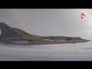 Российские бомбардировщики нанесли сокрушительные удары по позициям ИГИЛ близ Эль Катьи РЕН ТВ