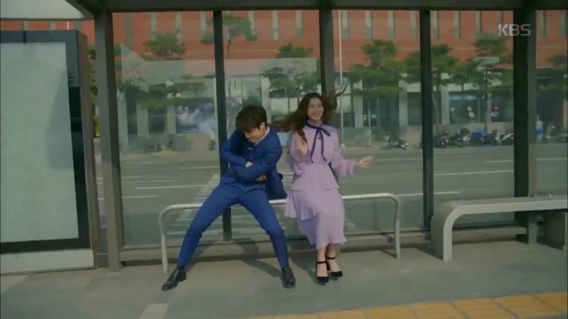 아토 춤 잘 추는 거 세상 사람들한테 - 자랑하고 싶었던 작가님 - 이_와중_넘나_잘_춤 우리가만난기적 우만기 카이